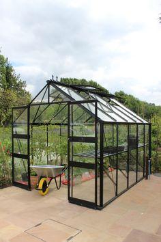 2a4c56814f67 The Eden Blockley Greenhouse with perfect access & Zero Threshold™  no-trip door