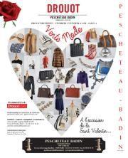"""Drouot - Vente aux enchères """"Saint Valentin : Accessoires de mode - fourrures - bagagerie.Le 13 février 2015 14H00"""