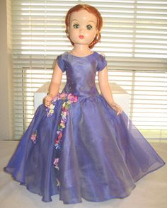 "Vintage 21"" Madame Alexander Doll Arlene Dahl Portrait Red Head Hair 1950s 50s | Dolls & Bears, Dolls, By Brand, Company, Character | eBay!"