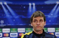 Un communiqué du FC Barcelone a annoncé que son entraîneur, Tito Vilanova, a été hospitalisé jeudi pour une rechute de cancer et en est sorti samedi après midi.