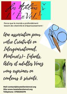 Programme d'Eté  ! Inscrivez-vous : Stage, Program Management, Paint