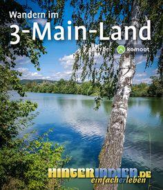 """Entdecken Sie das 3-Main-Land ************************************************ Nutzen Sie das Herbst-Wetter, um bei angenehmen Temperaturen die Natur beim Wandern zu erleben.  Das können Sie perfekt im """"3-Main-Land"""" bei Kulmbach erleben. HINTERINDIEN.DE führt Sie auf angenehmen 12 km über die 3 Maine hinweg – und zeigt Ihnen mit dem Mainzusammenfluss einen identitätsstiftenden Ort für die Franken.  Die aktuelle Tour gibt's unter: www.hinterindien.de – oder bei Komoot. Maine, Fall Weather, Tours, Hiking, Places, Nature"""