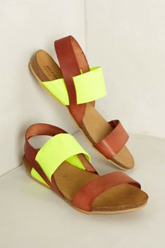 Anthropologie  Pantego Sandals