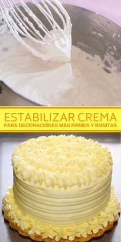 Cake decorating isn't quite as hard as it looks. Listed below are a couple of straightforward suggestions and tips to get your cake decorating job a win Bakery Recipes, My Recipes, Cooking Recipes, Easy Cake Decorating, Cake Decorating Techniques, Frosting Tips, Frosting Recipes, Frosting Techniques, Drip Cakes