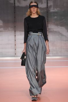 Love the belt Marni Spring 2014 Ready-to-Wear Collection Slideshow on Style.com