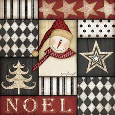 Noel Snowman ... Jennifer Pugh