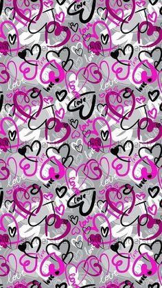 Free iPhone X Wallpaper 634866878699333615 # Glitter Wallpaper, Heart Wallpaper, Love Wallpaper, Cellphone Wallpaper, Wallpaper Iphone Cute, Colorful Wallpaper, Galaxy Wallpaper, Valentine Wallpaper, Purple Wallpaper