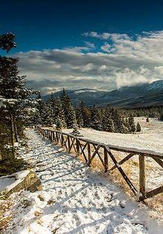 Karkonose Mountains Poland