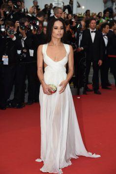 Zoe Kravitz - Cannes 2015