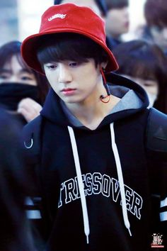 Jungkook # airport style
