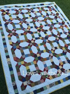 Love Laugh Quilt: Lover's Links