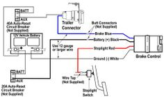 Trailer Brake Controller Information Etrailer Com Trailer Wiring Diagram Electrical Diagram Trailer
