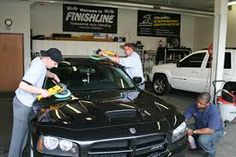 There are many specializations in the field of Auto Detailing. Your career begins at a community college or vocational training center with a basic certification program lasting anywhere from six-months to a year. This is a subset of the larger field of Auto Body Repair. Beyond that, there are secondary degrees and advanced certifications that can take up to three additional years and often involve specialization.