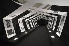 ulls del mon exhibition Exhibition in Spain by Cadaval & Solà Morales Museum Exhibition Design, Exhibition Display, Exhibition Space, Design Museum, Exhibition Banners, Exhibition Stands, Art Museum, Stand Design, Display Design