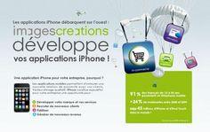 Agence web Images Créations - Nantes : Réalisation de sites internet, Digital marketing, hébergement internet, développement d'applications mobiles (iPhone, iPad, Android, BlackBerry)