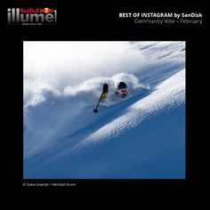 Red Bull Illume is the world's greatest adventure and action sports imagery contest. February Images, Greatest Adventure, The World's Greatest, British Columbia, Red Bull, To Go, Powder, Waves, Community