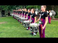 Carolina Crown Drumline 2013