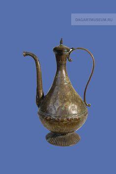 Коллекция медно-чеканных изделий | Дагестанский Музей Изобразительных Искусств