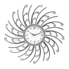 Hem Zamanı Kontrol Edin Hem de Evinizin Duvarını Süsleyin   https://www.benimicinozelsin.com/aksesuar/elmas-islemeli-duvar-saati #saat #duvarsaati #benimiçinözelsin #duvar #süs