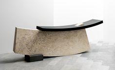 'Curved'desk - Wonmin Park