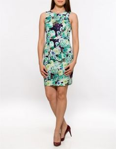 Rochie dama, imprimeu, conica Summer Dresses, Floral, Casual, Fashion, Moda, Summer Sundresses, Fashion Styles, Flowers, Fashion Illustrations