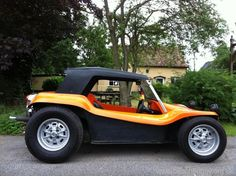 BEACH BUGGY WITH HARD TOP