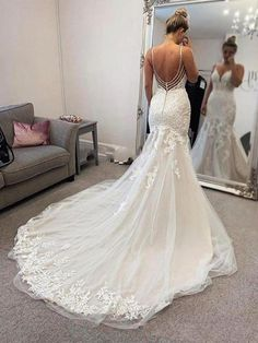 Welcome to our store. We will provide best service and product for you. Please contact us if you need more information than it is stated below .We could make the dresses according to the pictures came from you,we welcome retail and wholesale.A:Condition:brand new ,column ,mermaid or A-line style,Length: Floor lengthFab Wedding Dress Low Back, Luxury Wedding Dress, Blue Wedding Dresses, Wedding Dress Sizes, Princess Wedding Dresses, Boho Wedding Dress, Dream Wedding, Lace Wedding, African Wedding Dress
