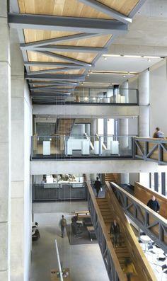 Manchester School of Art / Feilden Clegg Bradley Studios
