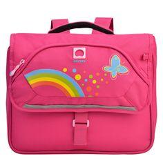 Schoolbag DELSEY #kids #backtoschool #schoolbag #pink #Delsey