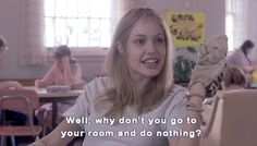 love girl, interrupted