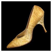 Paradise Museum BHCC and the World: Queren DeSousa: Footwear History 1950