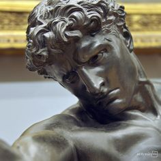 An Athlete Wrestling with a Python, Sir Frederic Leighton, The Tate Britain, London I Cool, Cool Art, Frederick Leighton, Santa Barbara Museum, Famous Sculptures, Tate Britain, Legion Of Honour, Academic Art, Art Museum