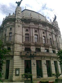 Teatro Garcia Barbón-Vigo-Pontevedra