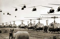 "helicopters 118th Assault Helicopter Company (AHC), called ""Bandits"")"