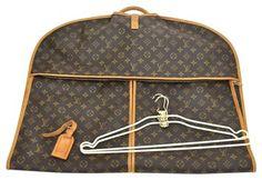 80b4d0d28b51 Louis Vuitton Luggage Garment Suit Carrier Monogram Travel Bag on Sale