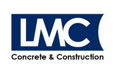 LMC logo for calgary concrete and construction company.