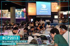 Campus Party – Novidades | #ModoMeu #cpbr6