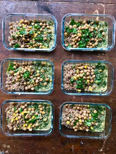 10 Climate Smart Food Box Recipes - Perfect for Meal Prep for Saving Money and Time - Serving Under Ten Plant Based Recipes, Veggie Recipes, Baby Food Recipes, Vegetarian Recipes, Snack Recipes, Chili, Good Food, Yummy Food, Smoothie Recipes
