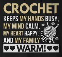 Best crochet quote