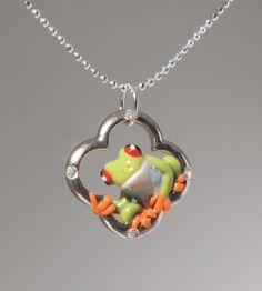 fanART Tree frogs hang around unique gift for by ElectronicGirl, $55.00