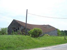 OH Ashtabula County - Abandoned Building
