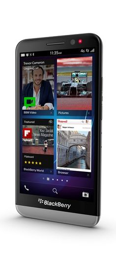 BlackBerry unveils new Z30 smartphone, Mobizzz