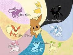Image result for umbreon x sylveon chibi