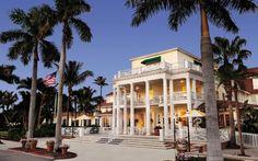 The 100 Best Hotels in the World, according to Travel + Leisure: 49. Gasparilla Inn, Boca Grande, Florida