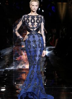 Zuhair Murad - Not sure of the date, but WOW!  I wish the photo were bigger.