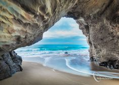 Panther Beach, Santa Cruz, California, USA