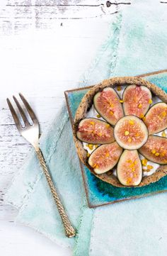 Tasty Tuesday: {Gluten Free Fig Tart}