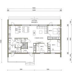 Future House, My House, Mid Century Modern Furniture, Modern House Design, Scandinavian Style, My Dream Home, Mid-century Modern, House Plans, Sweet Home