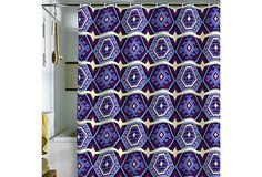 Arcturus Turkish Shower Curtain on OneKingsLane.com