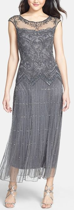 MOB beaded dress. By Jaglady